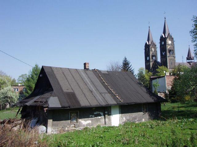 Dom Jana Wyplera w Kochłowicach (kwiecień 2010)