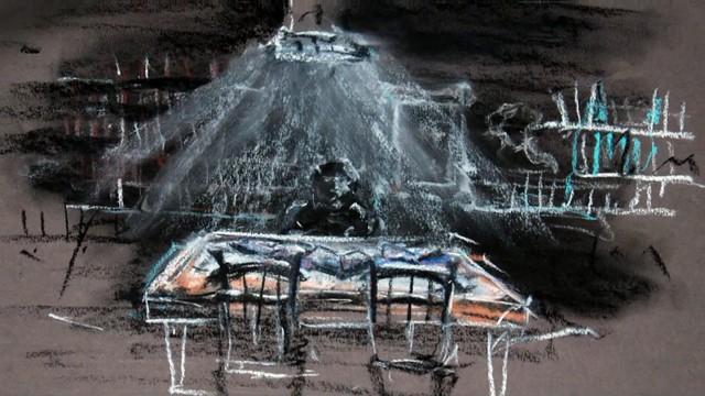 Szkic Barbary Prandzioch dla telewizji ŚTM