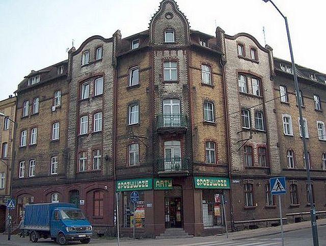 Ulica imienia Jana Wyplera (Katowice-Załęże)