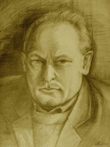 Szkic autorstwa Eweliny Mnich