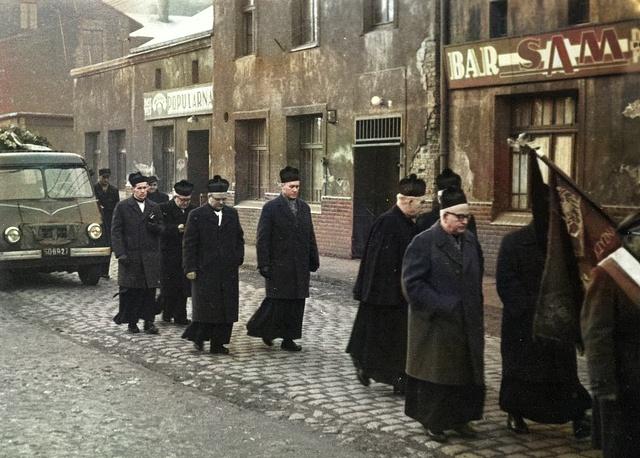 Pogrzeb Jana Wyplera